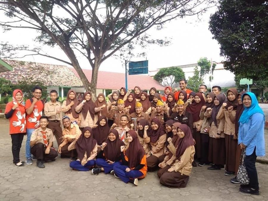 2/3/19 Transformasi Semangat Perjuangan di SMAN 20 Palembang