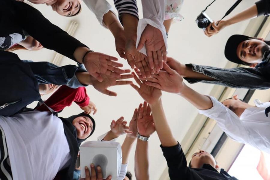 23/11/19 Rumah Hati Berpatriot: Kolaborasi SaVe & SaNe bersama @komunitas.rumahati